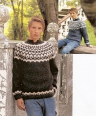 Alafoss lopi sweater 26-4