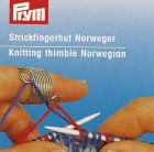 Strikkefingerhut Norweger
