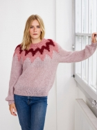 NORDIC MOHAIR sweater 1674